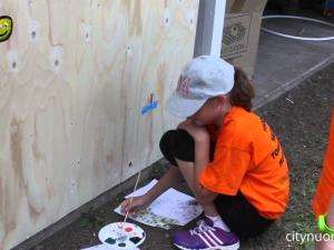Huvis-leiri: Piirra ja maalaa
